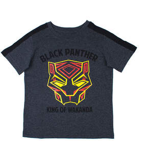 Marvel Black Panther T-Shirt-Toddler Boys