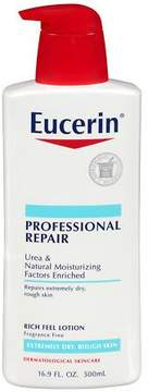 Eucerin Professional Repair Concentrated Lotion for Extremely Dry Skin
