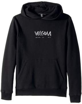Volcom Supply Stone Pullover Boy's Sweatshirt