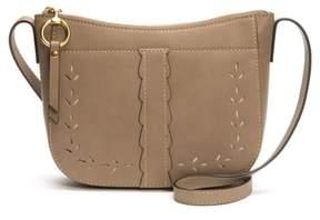 Frye Ilana Peforated Leather Crossbody Bag
