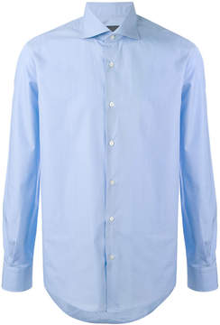 Pal Zileri fine stripe shirt