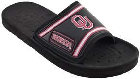 NCAA Adult Oklahoma Sooners Slide Sandals