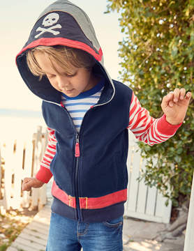 Boden Novelty Zip-up Hoodie