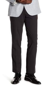English Laundry Finchley Flat Front Microcheck Trousers - 30-34\ Inseam