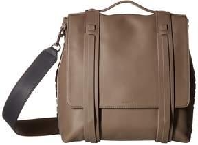 AllSaints The Fin Shoulder Backpack