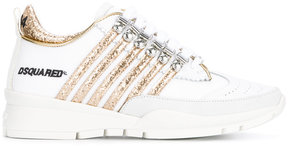 DSQUARED2 251 glitter sneakers