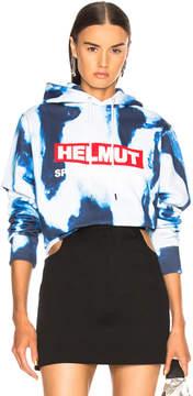 Helmut Lang x Shayne Oliver Tour Hoodie