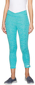 Cuddl Duds Sport Layer Cropped Pants