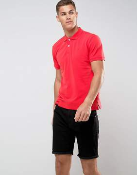 Tom Tailor Polo Shirt With Chest Branding