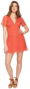 Amuse Society Midnight Love Dress Women's Dress