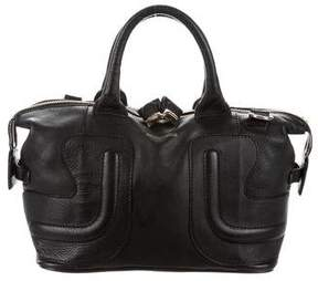 See by Chloe Pebbled Leather Satchel