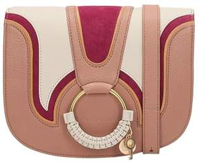 See by Chloe Hana Shoulder Bag In Leather And Suede