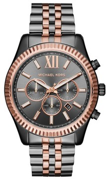 Michael Kors Men's 'Lexington' Chronograph Bracelet Watch, 44Mm