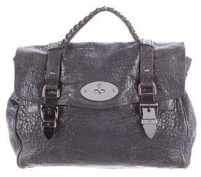 Mulberry Leather Trout Satchel