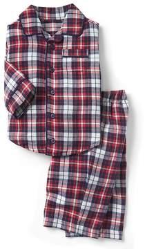 Gap Flannel classic PJ set