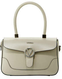Mario Valentino Valentino By Gaelle Soave Leather Satchel Bag