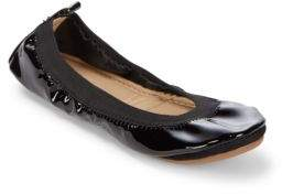 Yosi Samra Samara Solid Leather Ballet Flats