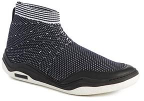 Lanvin Men's Knit Sneaker
