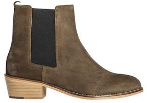 Matt Bernson Frisco Suede Leather Bootie