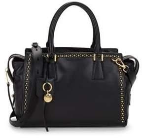 Cole Haan Marli Leather Satchel Bag
