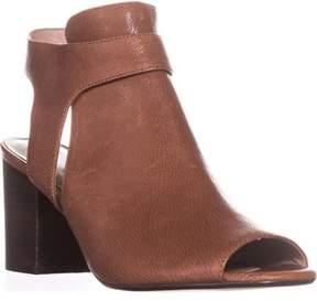 Nina Original Waco Ankle Bootie Sandals, Chestnut Diesel.