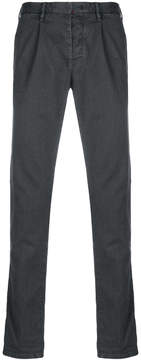 Incotex classic fit chino trousers