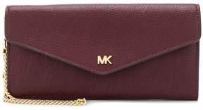 MICHAEL Michael Kors envelope logo wallet and card case