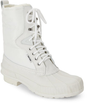 Tretorn Winter White Foley Duck Rain Boots