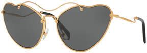 Miu Miu Sunglasses, Mu 55RS