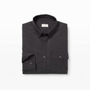 Club Monaco Slim Two-Pocket Shirt