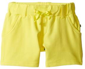 Toobydoo Miss Shortie Yellow Shorts (Toddler/Little Kids/Big Kids)