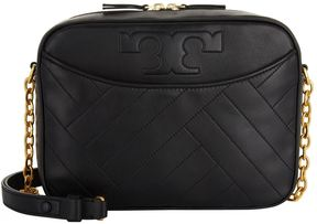 Tory Burch Alexa Camera Bag - BLACK - STYLE