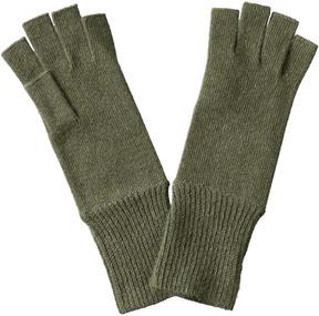 Portolano Men's Cashmere Fingerless Glove
