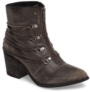 Sbicca Women's Peacekeeper Lace-Up Bootie
