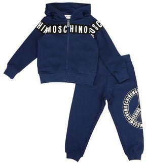 Moschino OFFICIAL STORE Fleece set