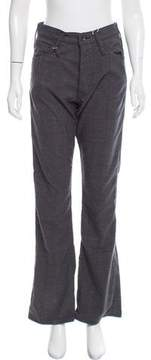LGB Striped High-Rise Pants w/ Tags