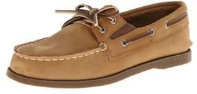 Sperry Boys Top Sider Original Slip On Boat Shoe.