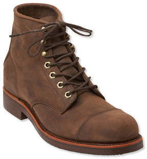 L.L. Bean Men's Katahdin Iron Works Engineer Boots