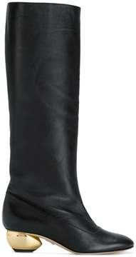 Paul Andrew Constantin boots