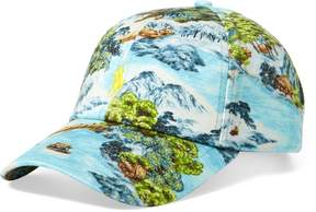 Ralph Lauren Tropical Chino Baseball Cap