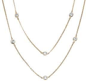 Crislu Dual Strand Necklace, 36