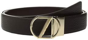 Z Zegna Adjustable/Reversible BCRGM5 35mm Belt Men's Belts