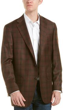 Hart Schaffner Marx Wool Sportcoat