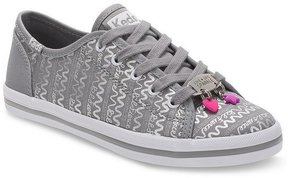 Keds Girls Kick Start Charm Sneakers