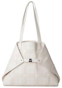 Akris AI Medium Patchwork Shoulder Bag