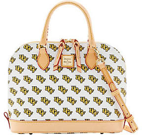 Dooney & Bourke NCAA U. of Central Florida ZipZip Satchel - ONE COLOR - STYLE