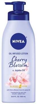 Nivea Oil Infused Lotion Cherry Blossom & Jojoba Oil 16.9 fl oz