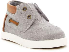 Toms Bimini High Top Chambray Sneaker (Baby, Toddler, & Little Kid)