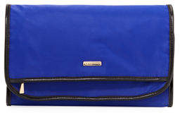 Neiman Marcus Miranda Fold-Out Valet Travel Bag