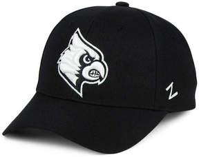 Zephyr Louisville Cardinals Black & White Competitor Cap